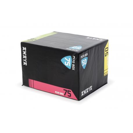 Cajón de Salto Plyo Box Soft 3 posiciones