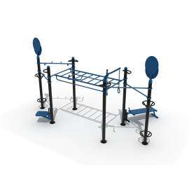 Functional Park Outdoor Set 2