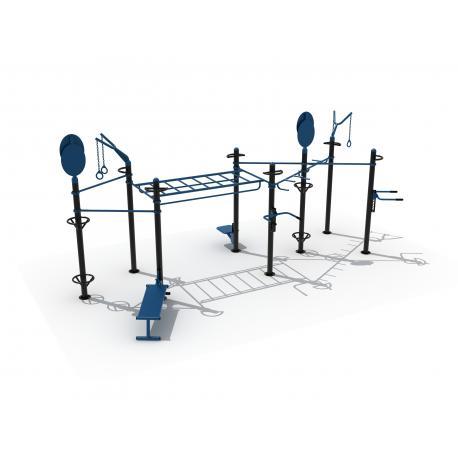 Functional Park Outdoor Set 3