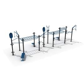 Functional Park Outdoor Set 4