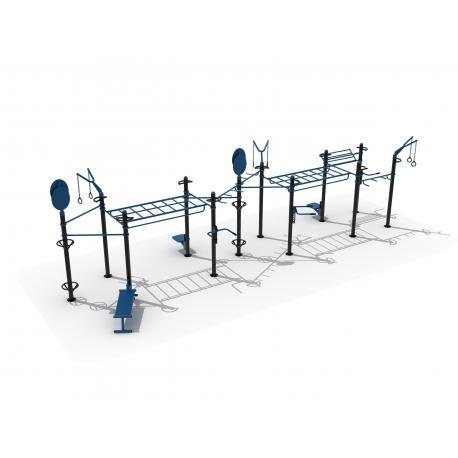 Functional Park Outdoor Set 4