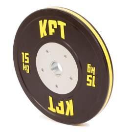 Bumper Plate Competicion KFT Bicolor
