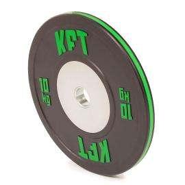 Bumper Plate KFT Competicion Bicolor