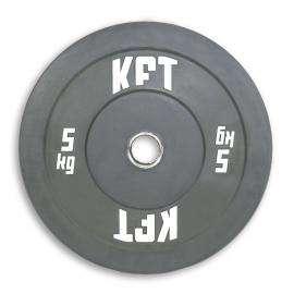 Bumper Plate KFT Color Peso-5 Kg.