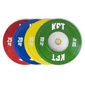 Bumper Competicion Negro KFT