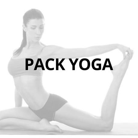 Clases Colectivas Yoga Basic 25 personas
