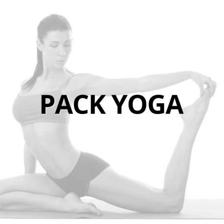 Clases Colectivas Yoga Plus 25 personas