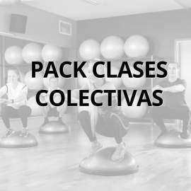 Clases Colectivas Body Pump 10 personas + Estanterías