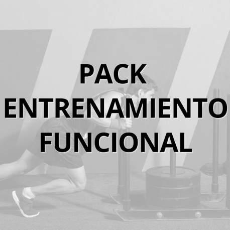 Entrenamiento Funcional 10/15 Personas + Jaula Pared