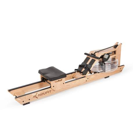 KOUFIT HYDRO ROWER NATURAL OAK