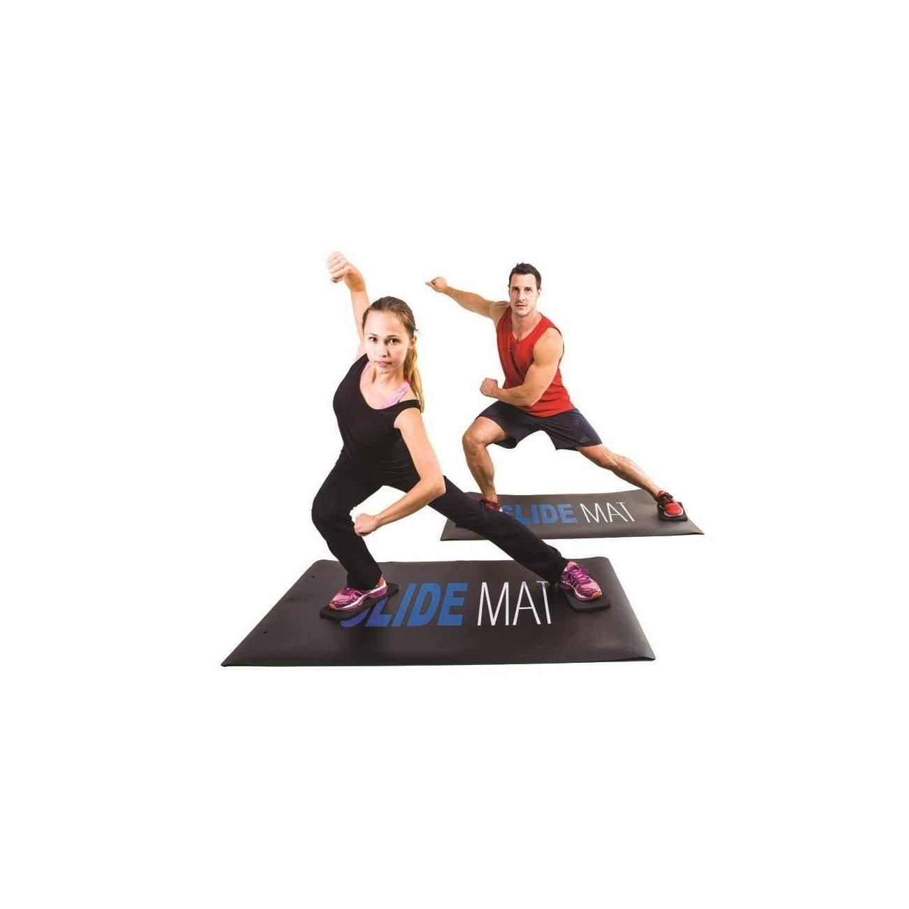 Slide Mat, Frintion Training