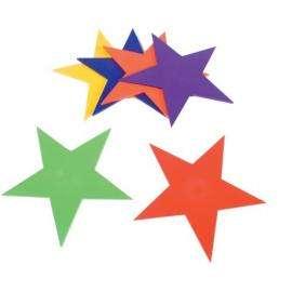 Estrellas de Caucho