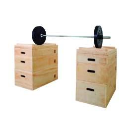Jerk Boxes Madera