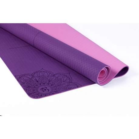 Esterilla Yoga TPE Bicolor King Size