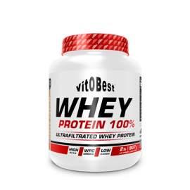 Whey Protein 100 % - Sabores