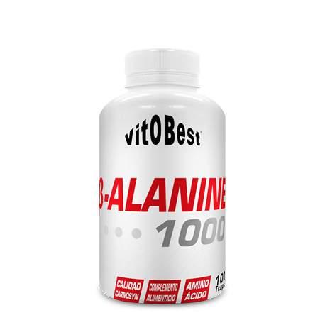 B-Alanine 1000 Aminoacido libre 100 cap