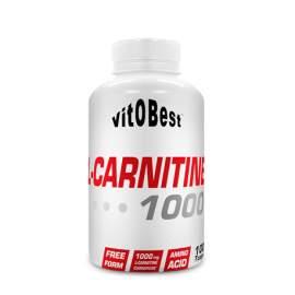 L-carnitine 1000 cápsulas