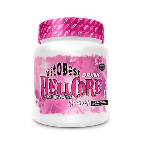 Hellcore Drink Woman en polvo