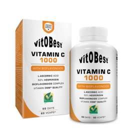 Vitamin C 1000 60 cápsulas