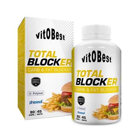 Total Blocker 90 capsulas