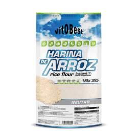Harina De Arroz con sabor 1000gr
