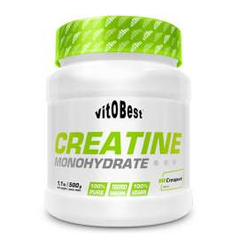Creatine Monohydrate Powder (creapure®) - 500gr