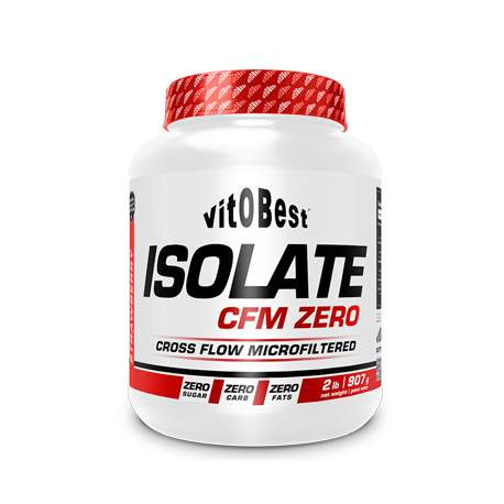 Isolate Cfm Zero 2 LB galleta