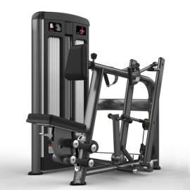Máquina deltoides y dorsales - Seated Row / Rear Delt