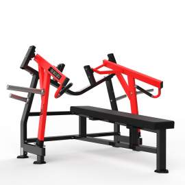 Máquina Press de Banca Horizontal - Horizontal Bench Press