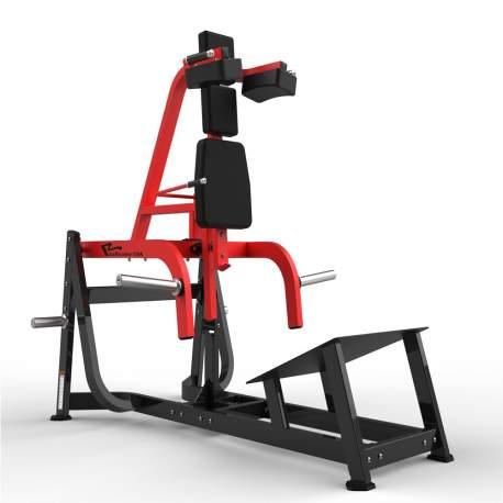 Máquina sentadillas en V- V-Squat