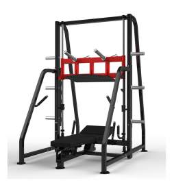 Máquina Press de Pierna Vertical - Vertical Leg Press