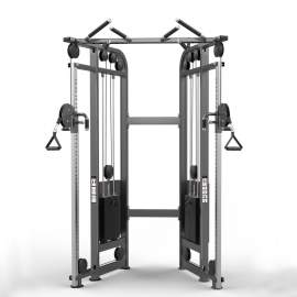 Máquina Polea Doble Ajustable - Dual Adjustable Pulley