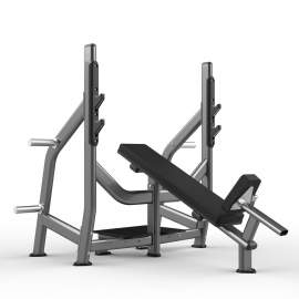 Banco Olímpico inclinado - Olympic Incline Bench