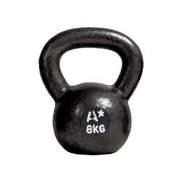 Kettlebells Cast Iron Peso-8 kg