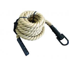 Cuerda de trepa 7 metros.