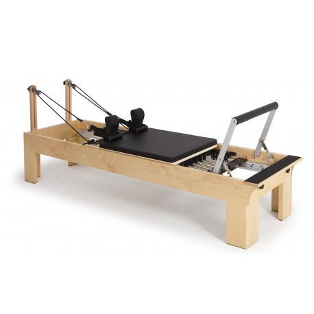 Reformer Pilates de Madera Fisio