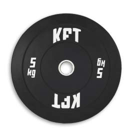 Disco Bumper KFT Negro