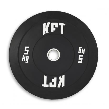 Bumper Plate KFT Negro