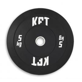 Disco Bumper KFT Negro Peso-5 Kg.