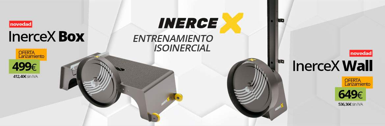 InerceX - Entrenamiento Isoinercial