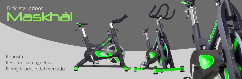 Bicicleta indoor Maskhal