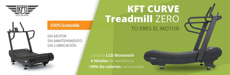KFT Curve Treadmill ZERO